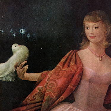 The Constellation Columbia, the Dove